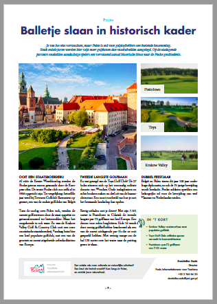 Polen_Tourism Golf Cup