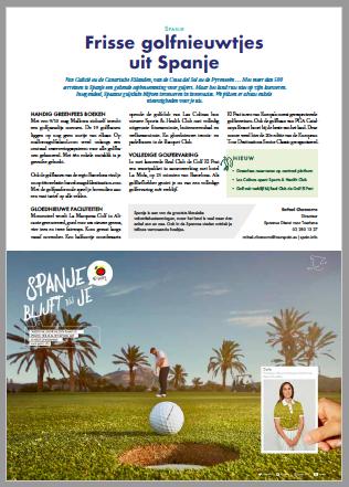 Spanje_Tourism Golf Cup