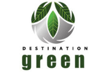 destination green logo
